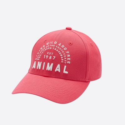 Hazy Adjustable Hat  - Paradise Pink