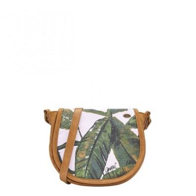Animal Edge Handbag - Leaf Green