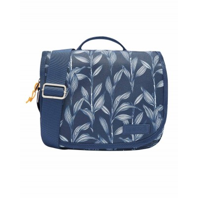 Animal Crest Handbag - Dark Navy