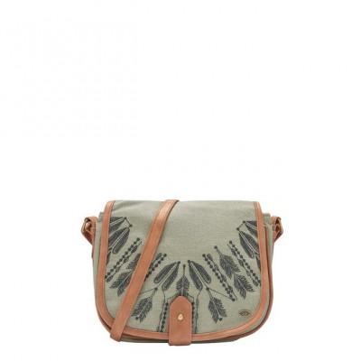 Animal Prominence Handbag - Leaf Green