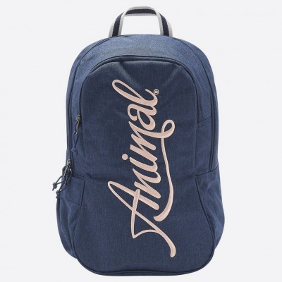Animal Bright Backpack - India Ink Blue