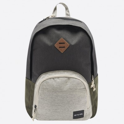 Animal Clash Backpack - Dusty Olive Green