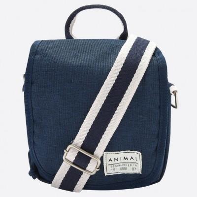 Animal Dawn Handbag - India Ink Blue