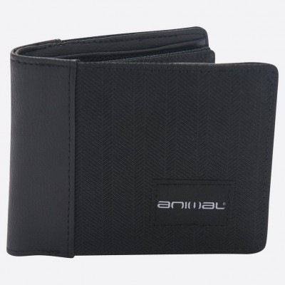 Animal Tantrum Wallet - Black