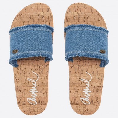 Animal Royal Sandal - Denim Blue