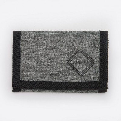 Animal Enraged Wallet - Grey