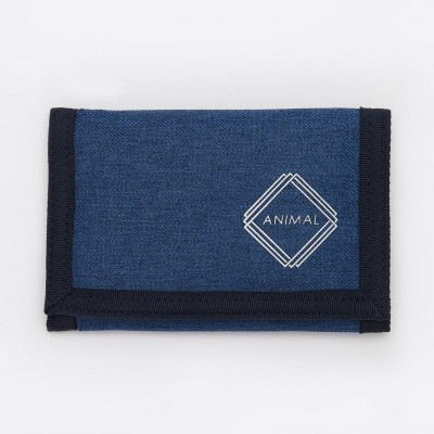 Animal Enraged Wallet - Dark Navy