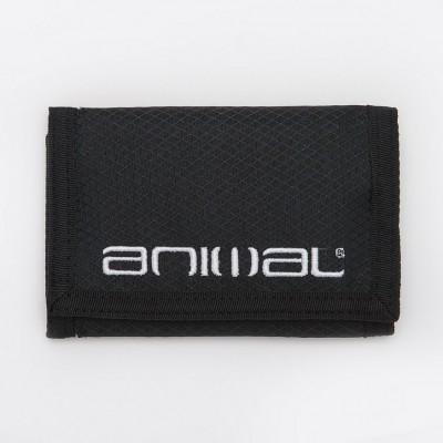 Animal Vex 3 Leaf Wallet - Dark navy