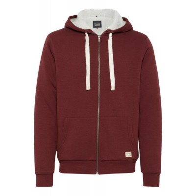 Blend Full Zip Hoody 6178 - Wine Red