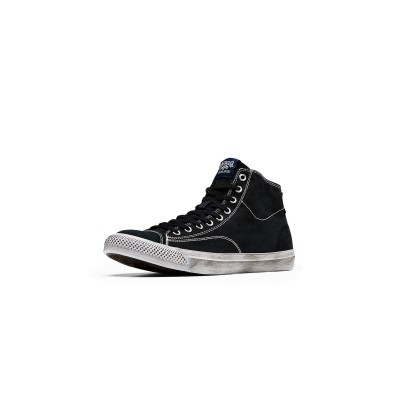 New York Canvas Casual High Tops