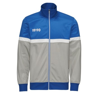 Bez Zip Jacket - Imperial Blue