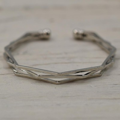 Angular Open Bangle