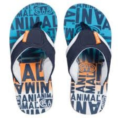 8528b39f0d5339 Jekyl AOP Boys Flipflop - Light Orange