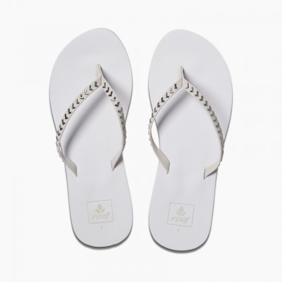 Reef Bliss Embellish Flip Flops - Bridal