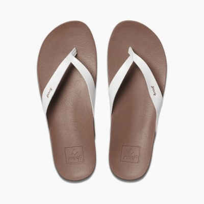 Reef Cushion Bounce Court Flip Flops - Cloud