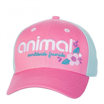 Amelie Adjustable Animal Cap
