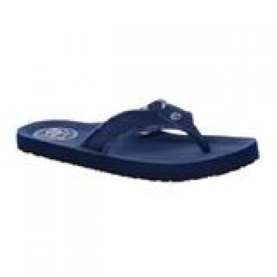 Cruz Men's Animal Flip Flop - Navy