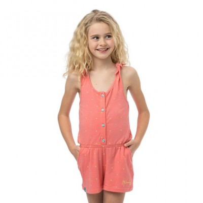 Lottoa Girls Playsuit Peach (£20-£25)