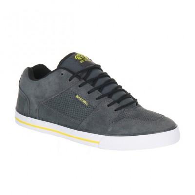 Ellis Animal Skate Shoe Grey