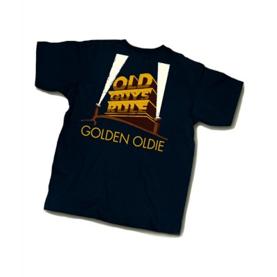 Old Guys Rule Golden Oldie T-Shirt