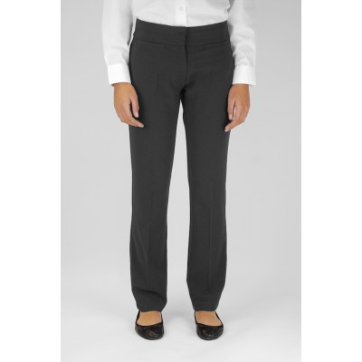 Slim Leg Trousers Grey 24W - 26W