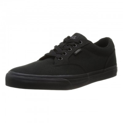 Winston (Canvas) Black/Black