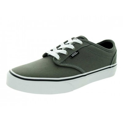 Boys Atwood (canvas) Charcoal Vans