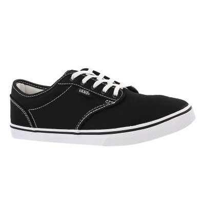 Atwood Low (Canvas) Black/White