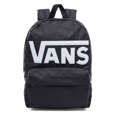 Old Skool Backpack - Black&White
