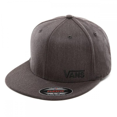 Splitz Hat - Charcoal Heather