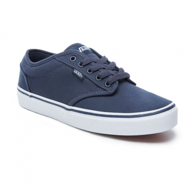 Atwood (Canvas) Navy/White
